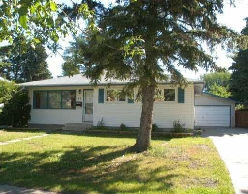 House for sale at 77 Grosvenor Blvd St. Albert Alberta - MLS: E4168477