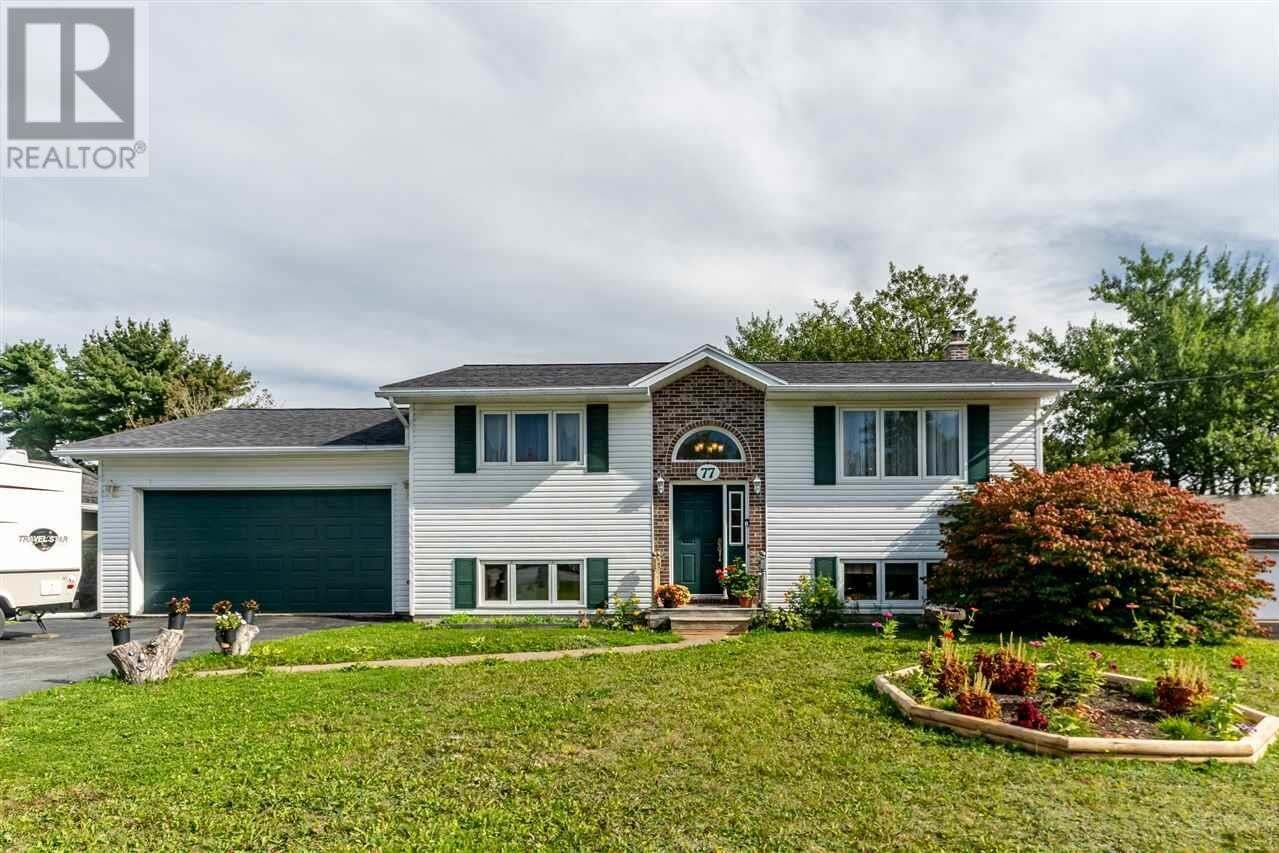 House for sale at 77 Hamilton Dr Middle Sackville Nova Scotia - MLS: 202019727