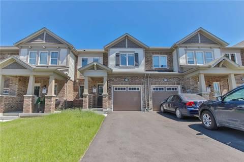 Townhouse for sale at 77 Hatt Ct Milton Ontario - MLS: W4498747