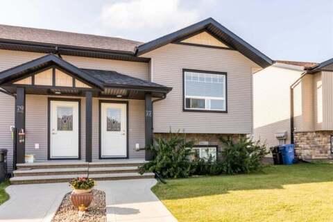 Townhouse for sale at 77 Hawkridge Blvd Penhold Alberta - MLS: A1018404