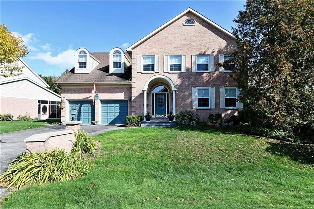 House for sale at 77 Hobin St Ottawa Ontario - MLS: 1170443