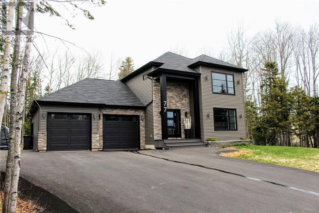House for sale at 77 Joviale Dr Irishtown New Brunswick - MLS: M128138