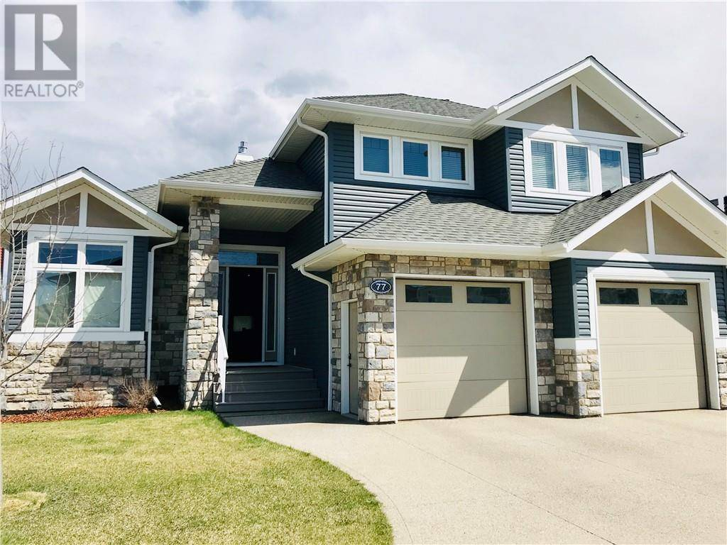 House for sale at 77 Lalor Dr Red Deer Alberta - MLS: ca0177183