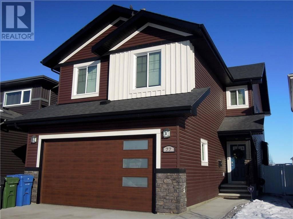 House for sale at 77 Lindman Ave Red Deer Alberta - MLS: ca0188372