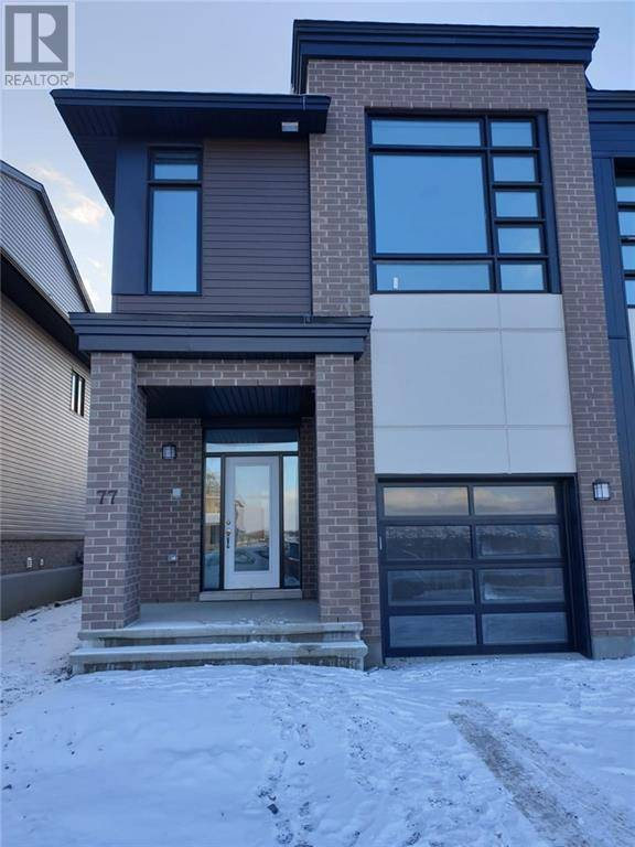 Townhouse for rent at 77 Longworth Ave Ottawa Ontario - MLS: 1177228