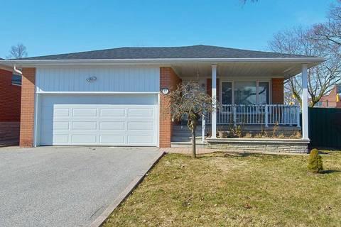 House for rent at 77 Manorhampton Dr Toronto Ontario - MLS: W4715622