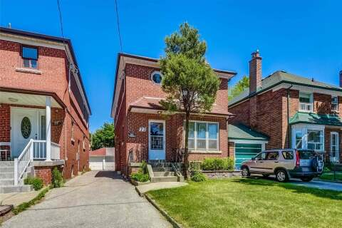House for sale at 77 Marlee Ave Toronto Ontario - MLS: C4797670