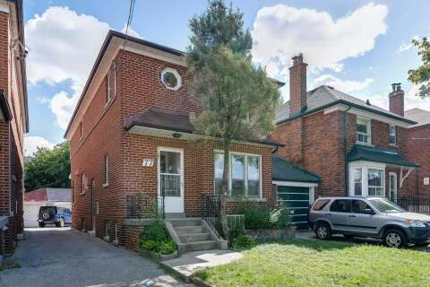 House for sale at 77 Marlee Ave Toronto Ontario - MLS: C4903226