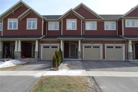 Townhouse for sale at 77 Nearco Cres Oshawa Ontario - MLS: E4726064