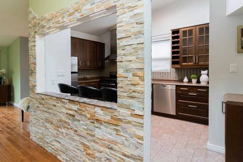 Townhouse for sale at 77 Northey Dr Toronto Ontario - MLS: C4595071