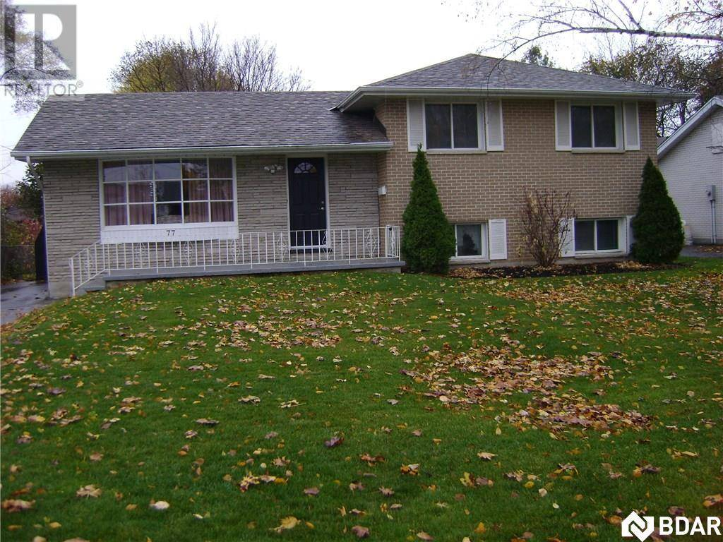House for sale at 77 Ottaway Ave Barrie Ontario - MLS: 30776394