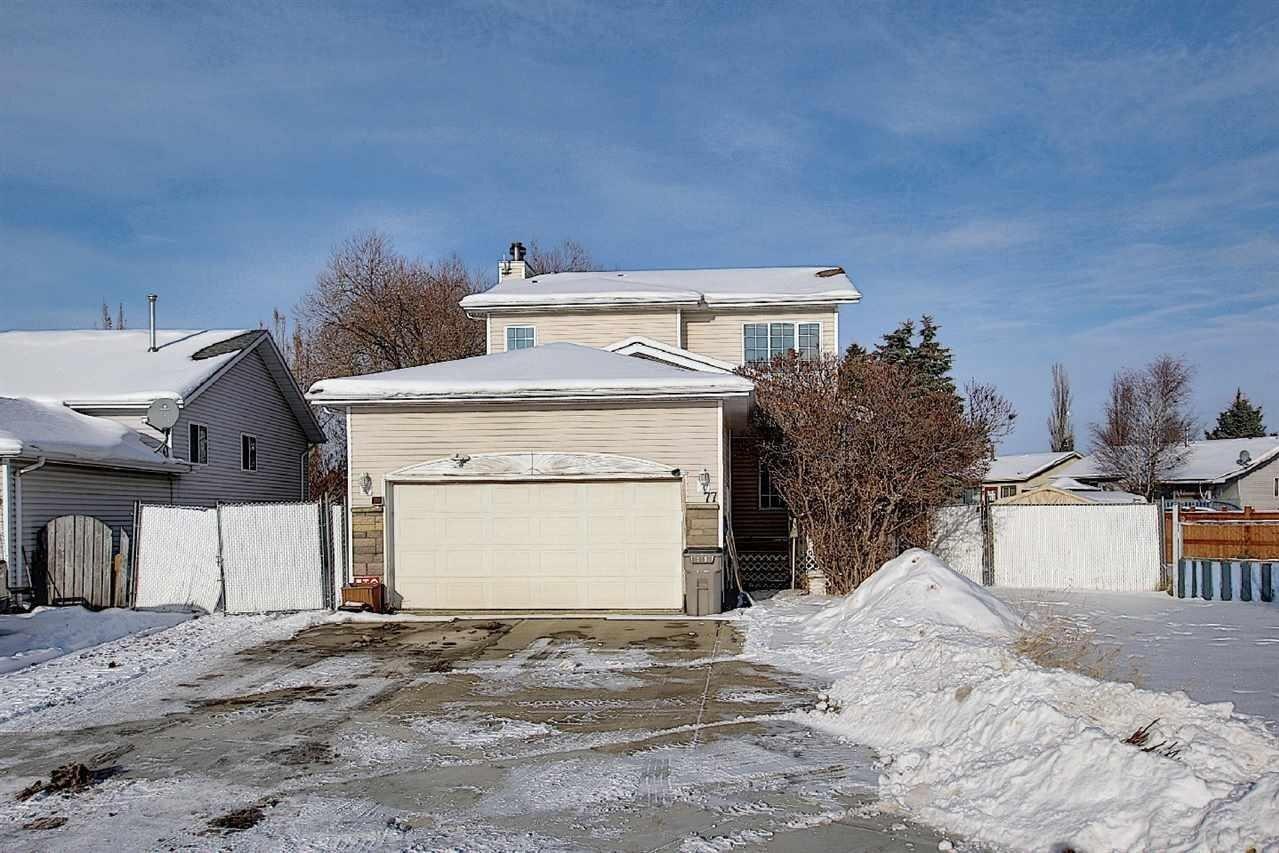 House for sale at 77 Parkview Cr Calmar Alberta - MLS: E4221874