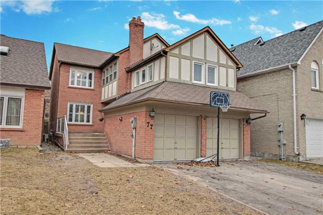 Sold: 77 Peter Andrew Crescent, Vaughan, ON