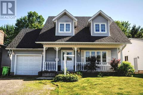 House for sale at 77 Princeton Dr Sault Ste Marie Ontario - MLS: SM126179