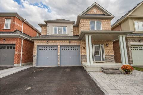 House for sale at 77 Promenade Dr Whitby Ontario - MLS: E4534943