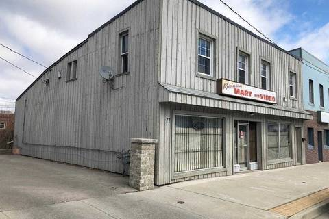 Commercial property for sale at 77 Robinson St Norfolk Ontario - MLS: X4679567