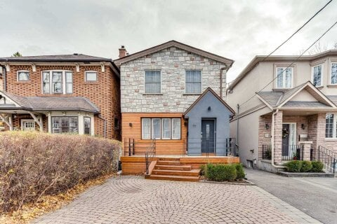 House for sale at 77 Roe Ave Toronto Ontario - MLS: C4994924