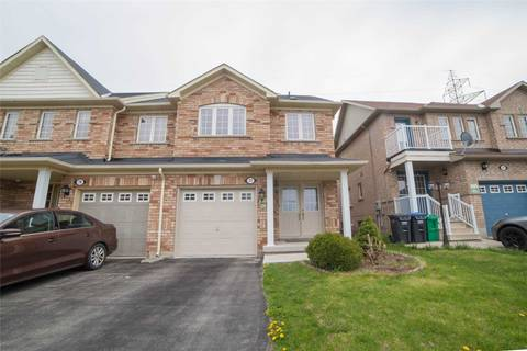 Townhouse for sale at 77 Roundstone Dr Brampton Ontario - MLS: W4450565