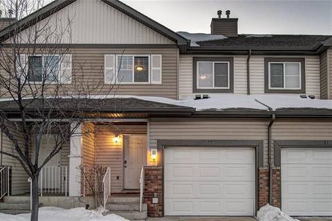 Townhouse for sale at 77 Saddletree Ct Northeast Calgary Alberta - MLS: C4232978