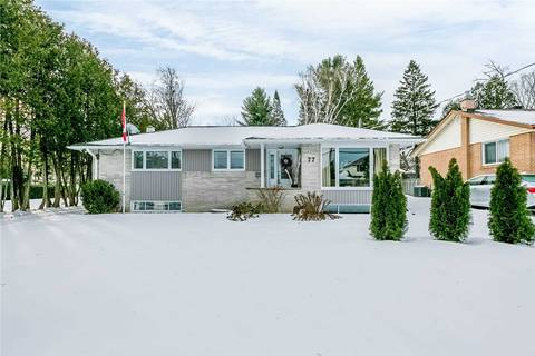 House for sale at 77 Steel St Barrie Ontario - MLS: S4686422
