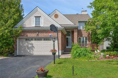 House for sale at 77 Steeplechase Dr Kanata Ontario - MLS: 1156751