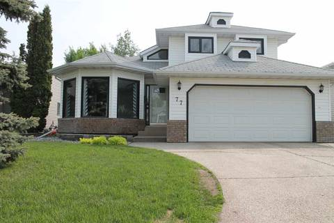 House for sale at 77 Stoneshire Cres Spruce Grove Alberta - MLS: E4159766