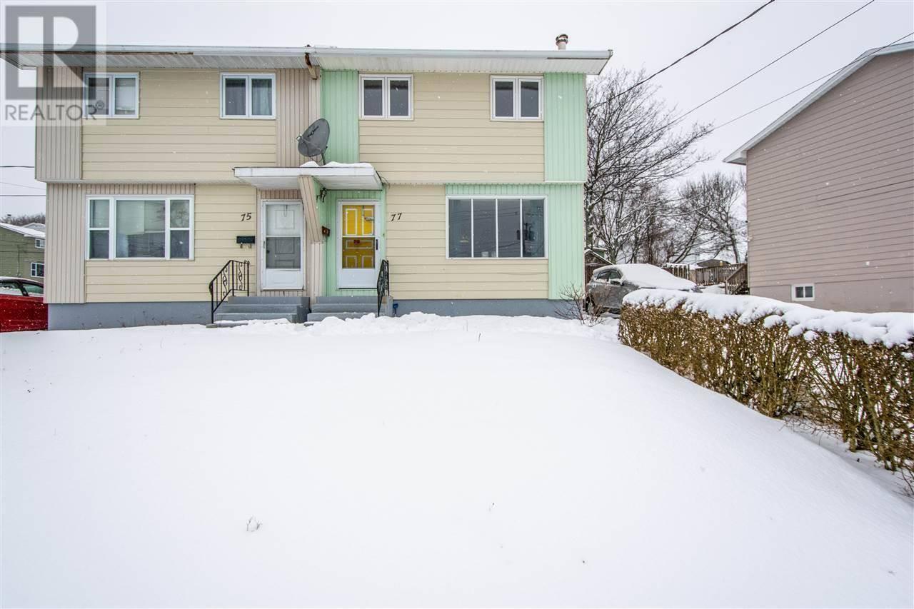 House for sale at 77 Stuart Harris Dr Dartmouth Nova Scotia - MLS: 202002807