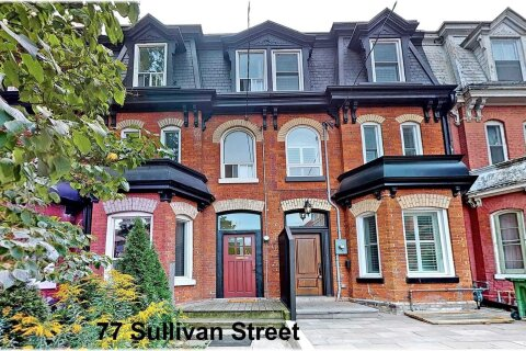 Townhouse for sale at 77 Sullivan St Toronto Ontario - MLS: C4928599