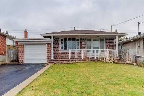House for rent at 77 Sunmount Rd Toronto Ontario - MLS: E4668544