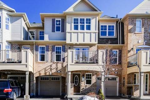 Townhouse for sale at 77 Tight Ct Milton Ontario - MLS: W4386214