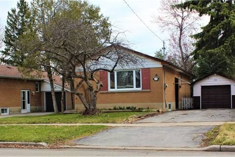 House for rent at 77 Vauxhall Dr Toronto Ontario - MLS: E4422534