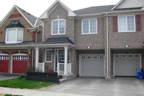 Townhouse for rent at 77 Walter Sangster Rd Whitchurch-stouffville Ontario - MLS: N4775821