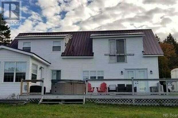 House for sale at 77 Welshpool Back Rd Welshpool New Brunswick - MLS: NB050649