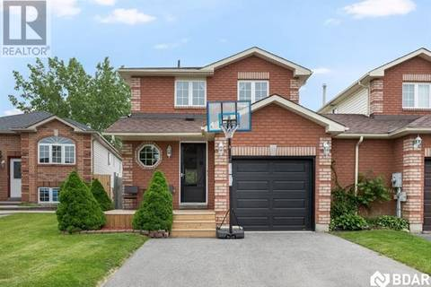 House for sale at 77 Wessenger Dr Barrie Ontario - MLS: 30709764
