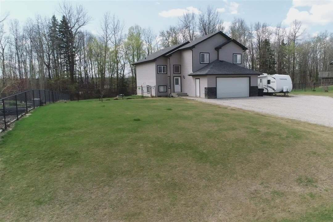 House for sale at 77 Willowview Bv Rural Parkland County Alberta - MLS: E4191308