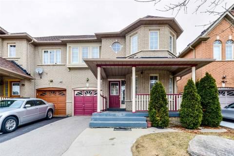Townhouse for sale at 77 Zebra Tr Brampton Ontario - MLS: W4410558