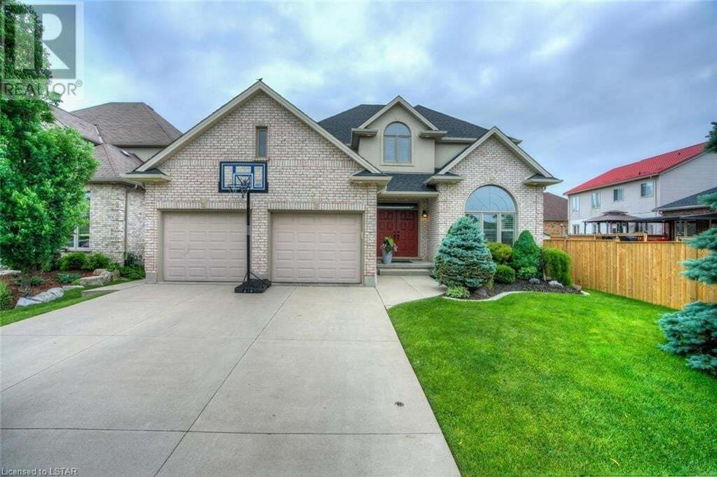 House for sale at 770 Apricot Dr London Ontario - MLS: 268798