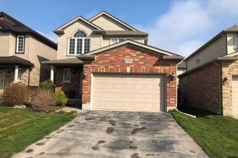 House for sale at 770 Blackacres Blvd London Ontario - MLS: X4748918