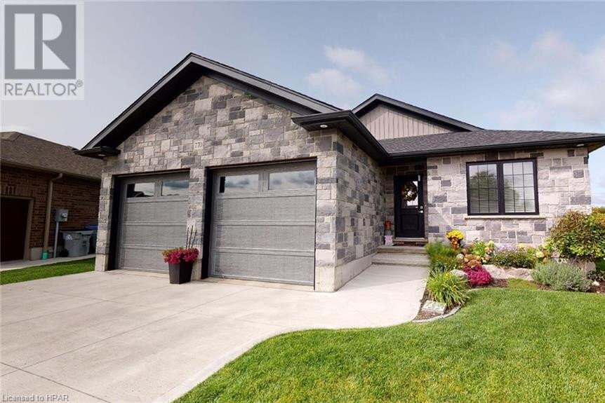 House for sale at 770 Davidson Ave South Listowel Ontario - MLS: 40014578
