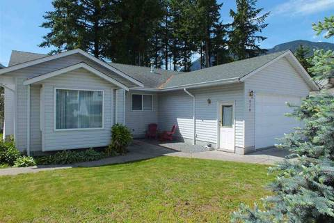 House for sale at 770 Olson Ave Hope British Columbia - MLS: R2345104