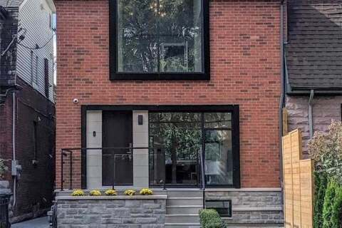Townhouse for sale at 770 Palmerston Ave Toronto Ontario - MLS: C4903605