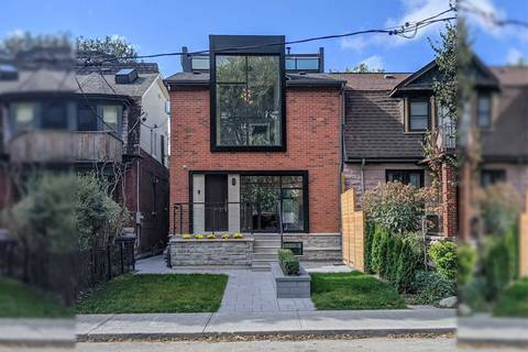 Townhouse for sale at 770 Palmerston Ave Toronto Ontario - MLS: C4710371