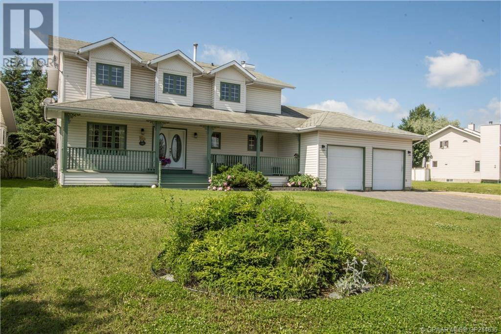 House for sale at 7702 Mission Heights Dr Grande Prairie Alberta - MLS: GP214636