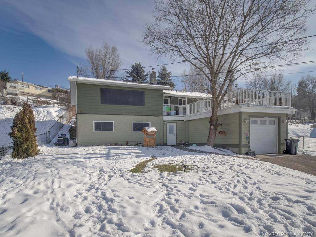 House for sale at 7703 Pleasant Valley Rd Vernon British Columbia - MLS: 10199770