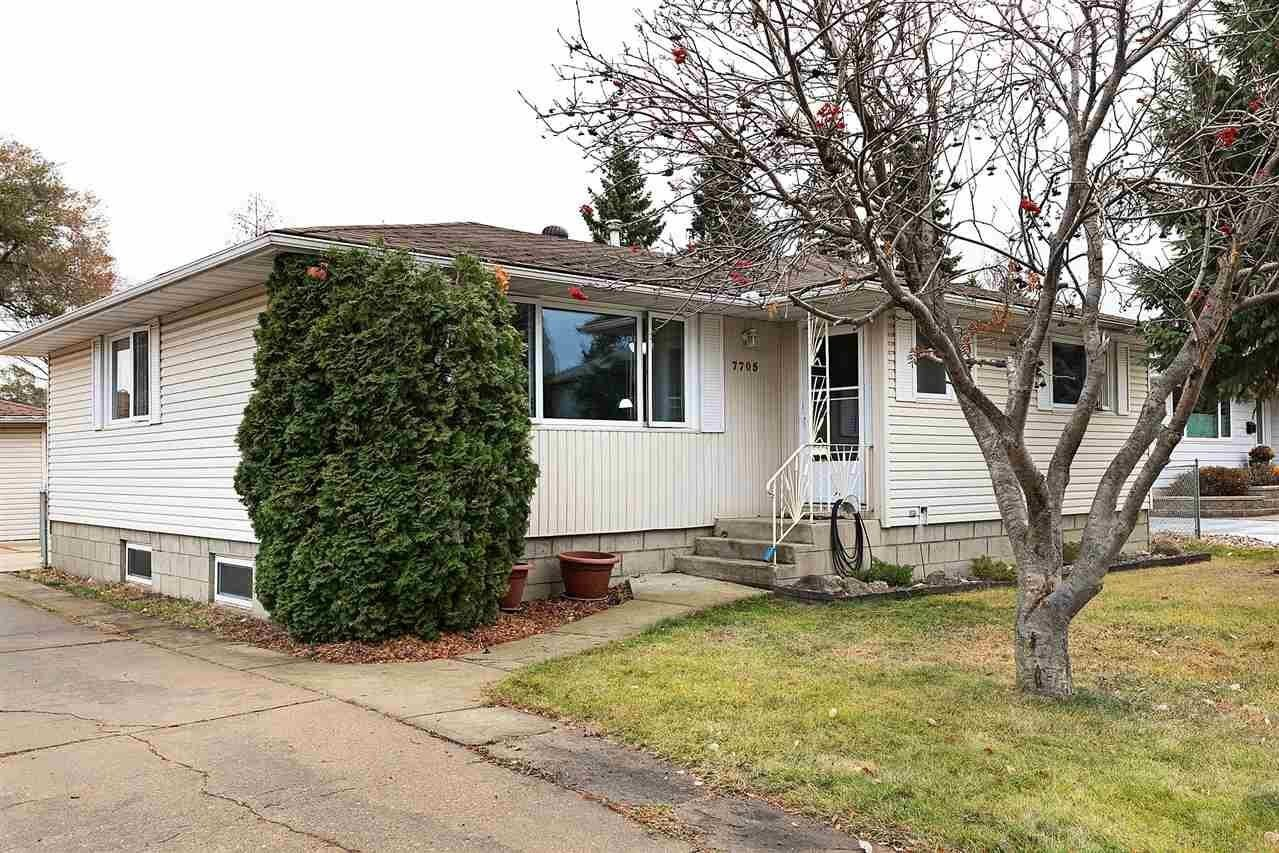House for sale at 7705 154 St NW Edmonton Alberta - MLS: E4220417