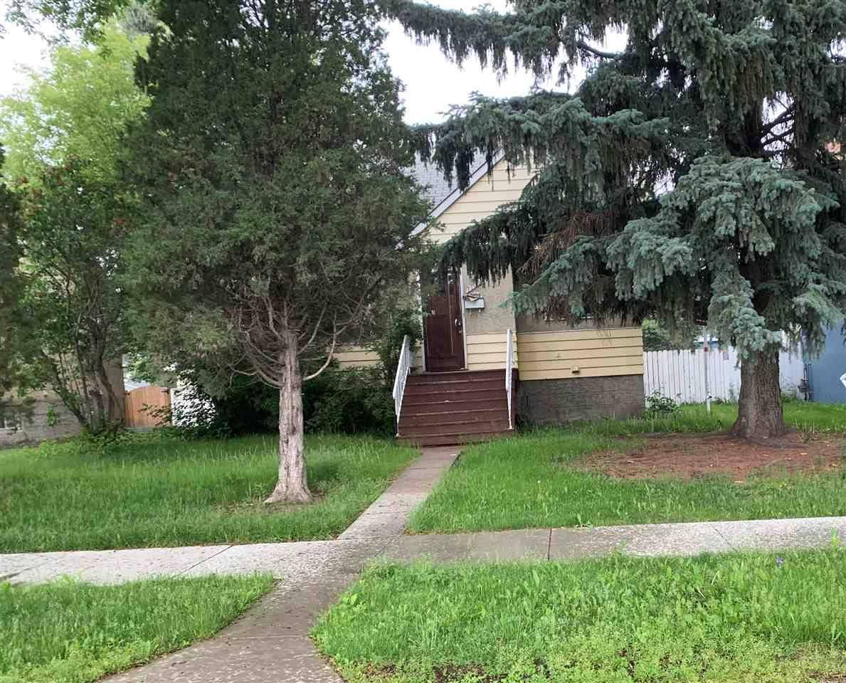 Residential property for sale at 7708 77 Ave Nw Edmonton Alberta - MLS: E4163236