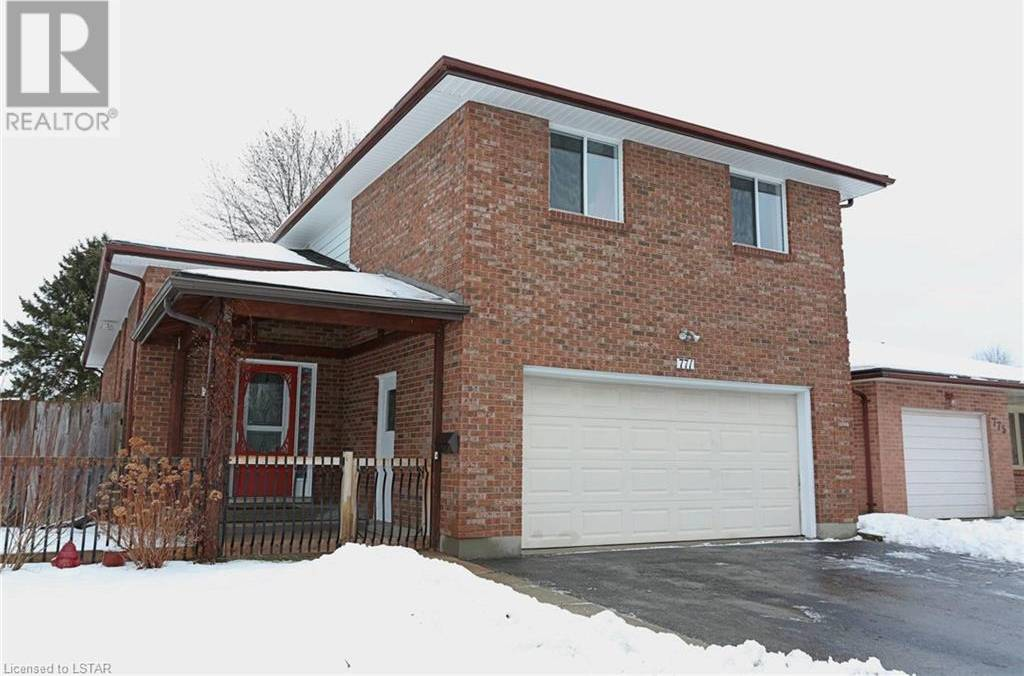 House for sale at 771 Classic Dr London Ontario - MLS: 244142