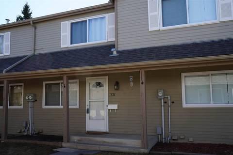 Townhouse for sale at 771 Village Dr Sherwood Park Alberta - MLS: E4146126