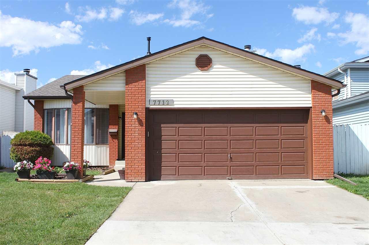 For Sale: 7712 152b Avenue, Edmonton, AB | 4 Bed, 2 Bath House for $349,000. See 10 photos!