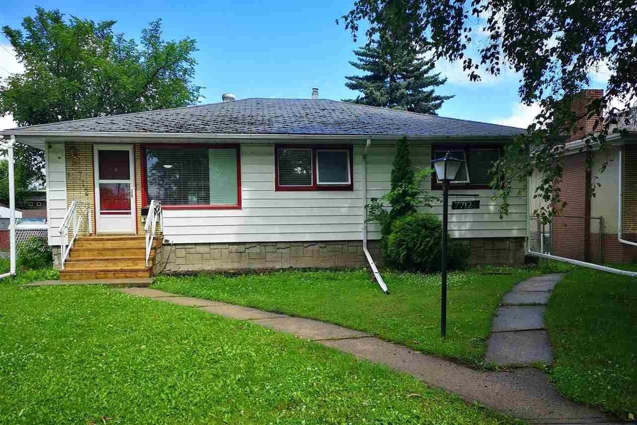 House for sale at 7712 94 Av NW Edmonton Alberta - MLS: E4202014